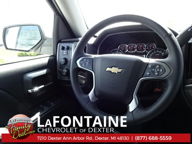 2018 Silverado 1500 Double Cab 4x4,  Pickup #18C1610 - photo 6