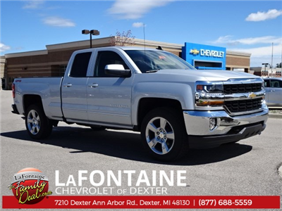 2018 Silverado 1500 Double Cab 4x4,  Pickup #18C1610 - photo 1