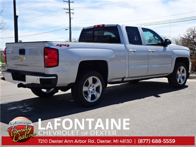 2018 Silverado 1500 Double Cab 4x4,  Pickup #18C1610 - photo 2