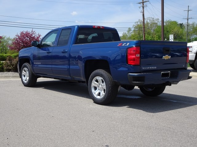 2018 Silverado 1500 Double Cab 4x4, Pickup #18C1624 - photo 3