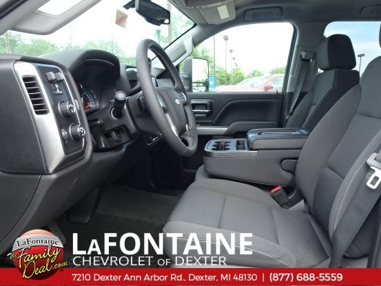 2018 Silverado 2500 Crew Cab 4x4,  Pickup #18C1627 - photo 17