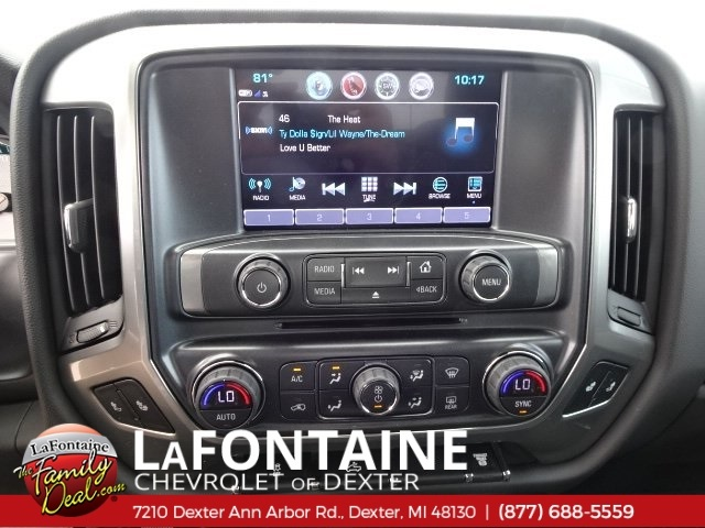 2018 Silverado 2500 Crew Cab 4x4,  Pickup #18C1627 - photo 29
