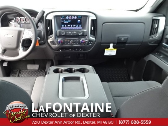 2018 Silverado 2500 Crew Cab 4x4,  Pickup #18C1627 - photo 37