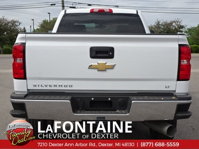 2018 Silverado 2500 Crew Cab 4x4,  Pickup #18C1627 - photo 5