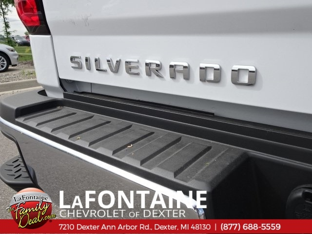2018 Silverado 2500 Crew Cab 4x4,  Pickup #18C1627 - photo 8