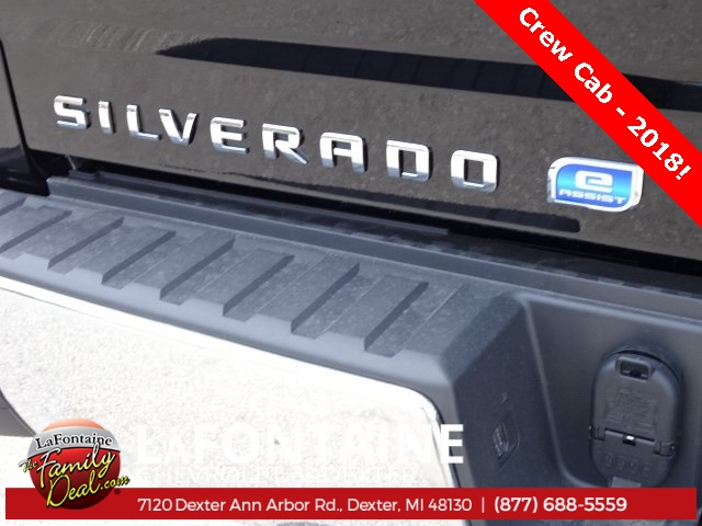 2018 Silverado 1500 Crew Cab 4x4,  Pickup #18C1690 - photo 7