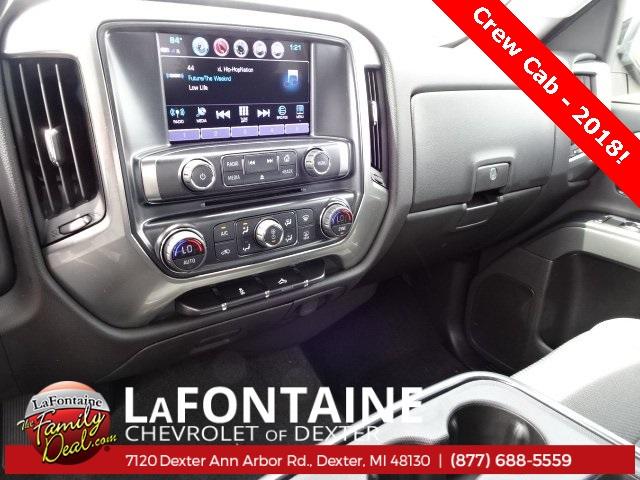 2018 Silverado 1500 Crew Cab 4x4,  Pickup #18C1690 - photo 32