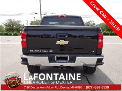 2018 Silverado 1500 Crew Cab 4x4,  Pickup #18C1690 - photo 4