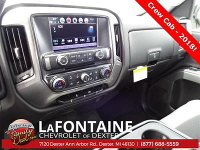 2018 Silverado 1500 Crew Cab 4x4,  Pickup #18C1690 - photo 24