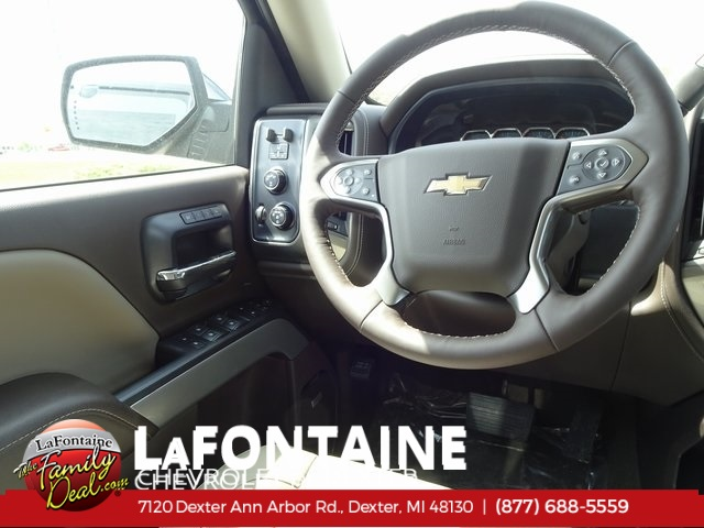2018 Silverado 1500 Double Cab 4x4,  Pickup #18C1692 - photo 14