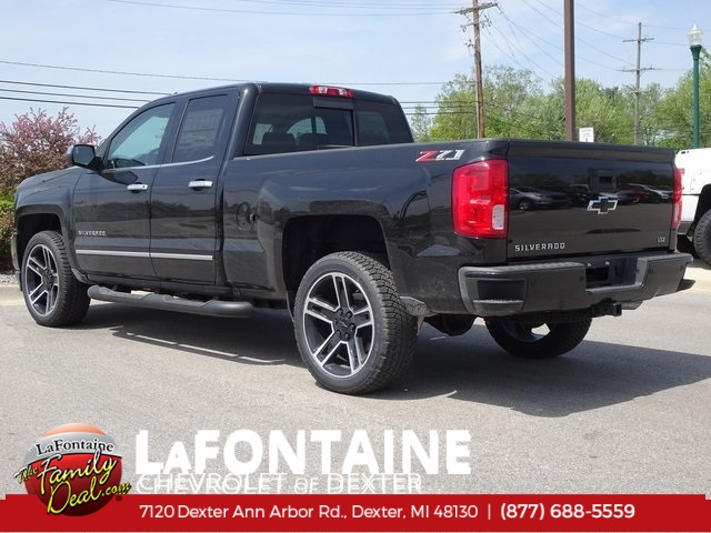 2018 Silverado 1500 Double Cab 4x4,  Pickup #18C1692 - photo 3