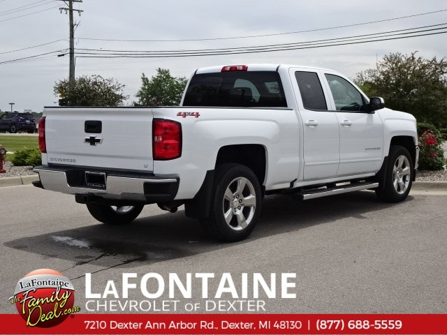 2018 Silverado 1500 Double Cab 4x4,  Pickup #18C1750 - photo 2