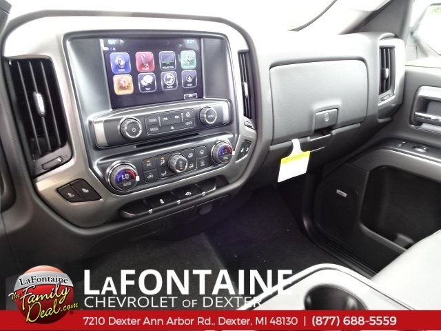 2018 Silverado 1500 Double Cab 4x4,  Pickup #18C1750 - photo 26
