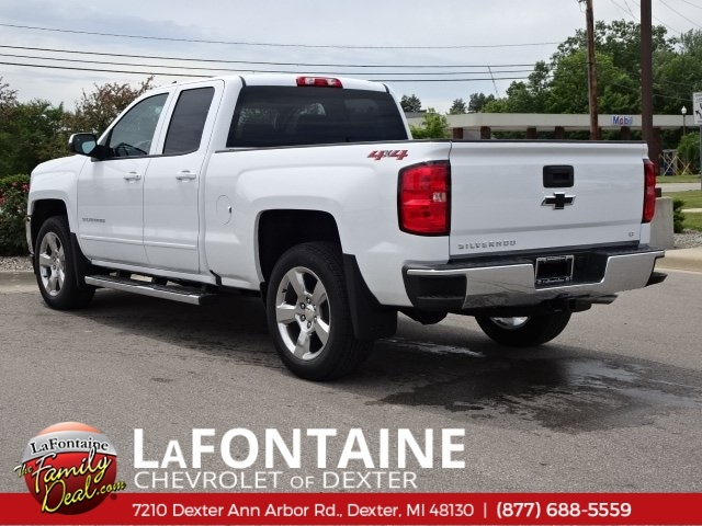 2018 Silverado 1500 Double Cab 4x4,  Pickup #18C1750 - photo 3