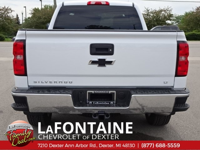 2018 Silverado 1500 Double Cab 4x4,  Pickup #18C1750 - photo 4