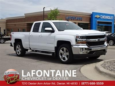 2018 Silverado 1500 Double Cab 4x4,  Pickup #18C1750 - photo 1