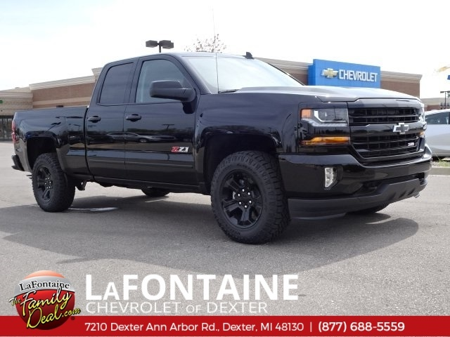 2018 Silverado 1500 Double Cab 4x4,  Pickup #18C1752 - photo 12