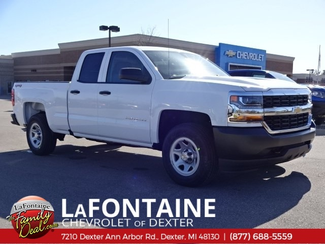 2018 Silverado 1500 Double Cab 4x4,  Pickup #18C1767 - photo 1