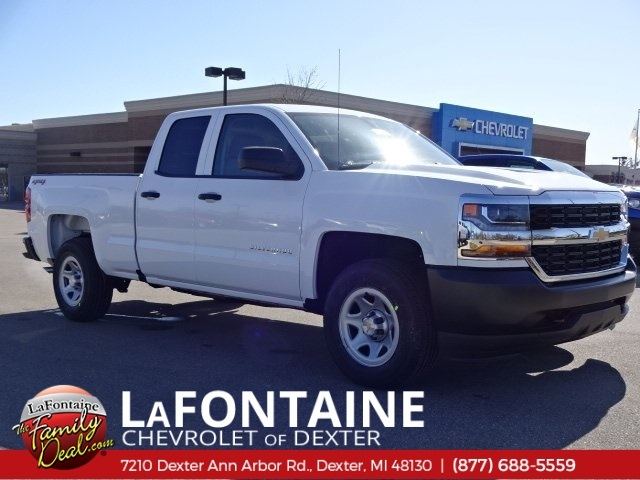 2018 Silverado 1500 Double Cab 4x4,  Pickup #18C1767 - photo 11