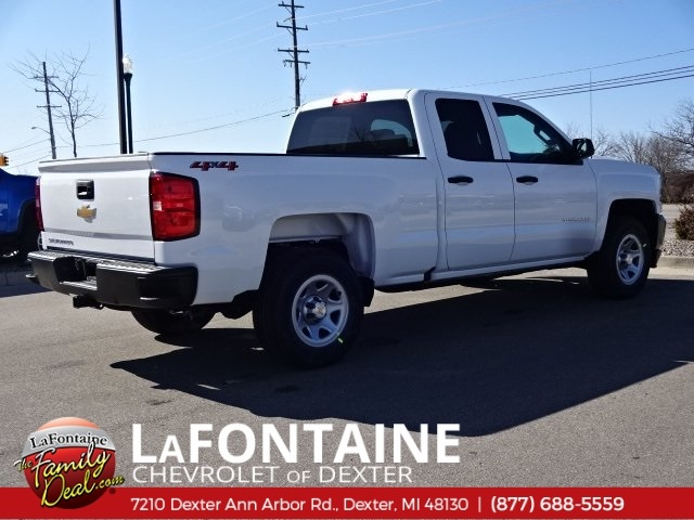 2018 Silverado 1500 Double Cab 4x4,  Pickup #18C1767 - photo 2