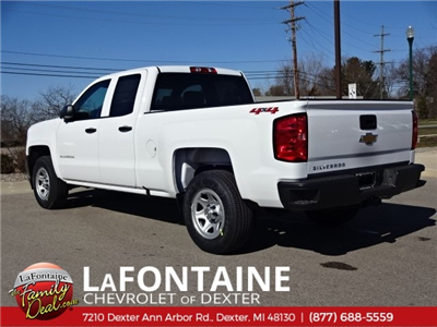 2018 Silverado 1500 Double Cab 4x4,  Pickup #18C1767 - photo 3