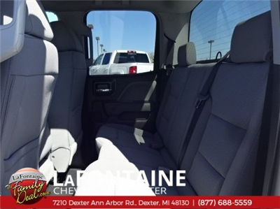 2018 Silverado 1500 Double Cab 4x4,  Pickup #18C1767 - photo 36