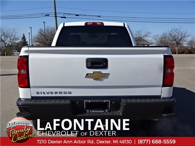 2018 Silverado 1500 Double Cab 4x4,  Pickup #18C1767 - photo 4