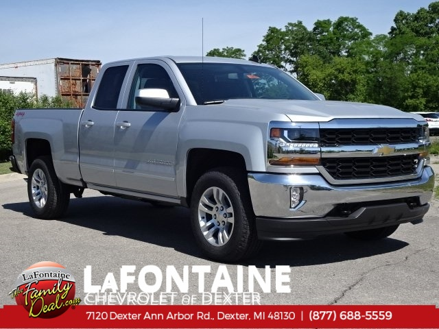 2018 Silverado 1500 Double Cab 4x4,  Pickup #18C1814 - photo 1