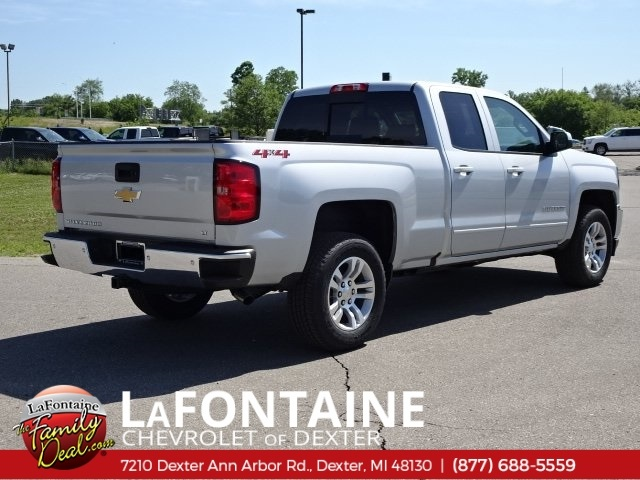 2018 Silverado 1500 Double Cab 4x4,  Pickup #18C1814 - photo 2