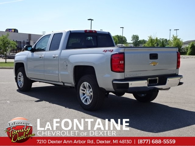 2018 Silverado 1500 Double Cab 4x4,  Pickup #18C1814 - photo 3