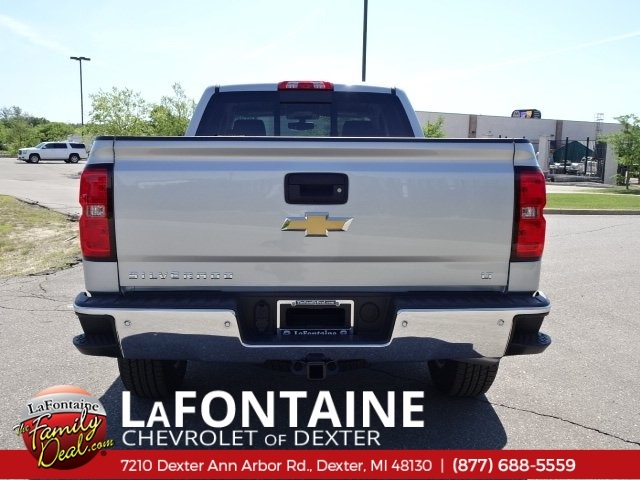 2018 Silverado 1500 Double Cab 4x4,  Pickup #18C1814 - photo 4