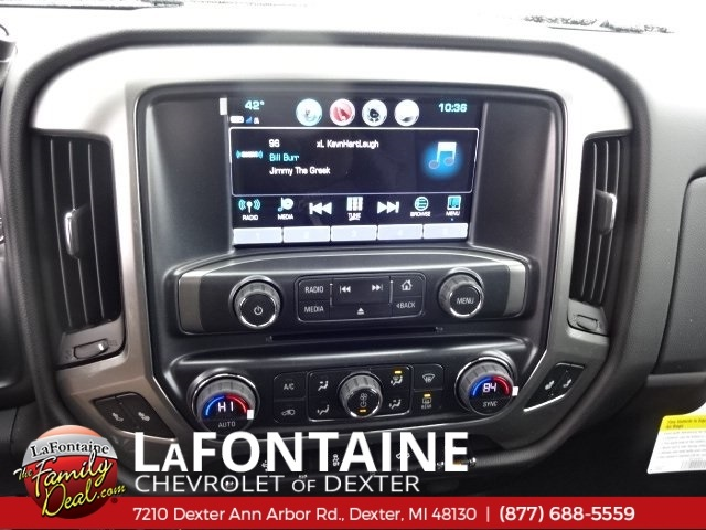 2018 Silverado 1500 Double Cab 4x4,  Pickup #18C1814 - photo 25