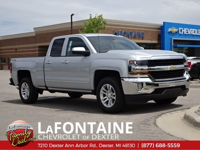 2018 Silverado 1500 Double Cab 4x4,  Pickup #18C1816 - photo 1