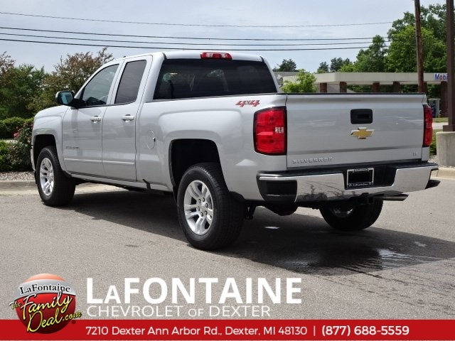 2018 Silverado 1500 Double Cab 4x4,  Pickup #18C1816 - photo 3