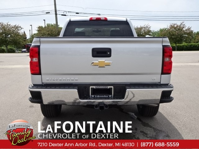 2018 Silverado 1500 Double Cab 4x4,  Pickup #18C1816 - photo 4