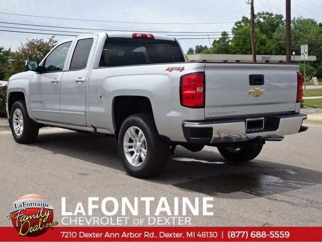 2018 Silverado 1500 Double Cab 4x4,  Pickup #18C1816 - photo 6