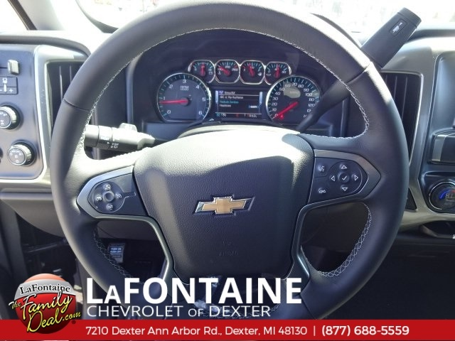 2018 Silverado 1500 Double Cab 4x4,  Pickup #18C1816 - photo 19