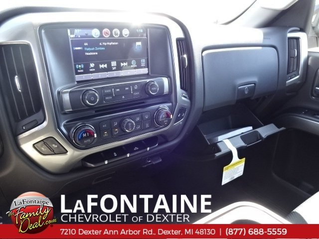 2018 Silverado 1500 Double Cab 4x4,  Pickup #18C1816 - photo 23