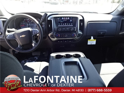 2018 Silverado 1500 Double Cab 4x4,  Pickup #18C1816 - photo 33