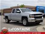 2018 Silverado 1500 Double Cab 4x4,  Pickup #18C1816 - photo 12