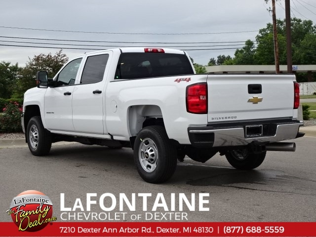 2018 Silverado 2500 Crew Cab 4x4,  Pickup #18C1907 - photo 6