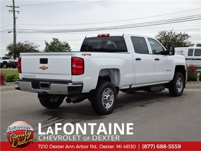 2018 Silverado 2500 Crew Cab 4x4,  Pickup #18C1907 - photo 2