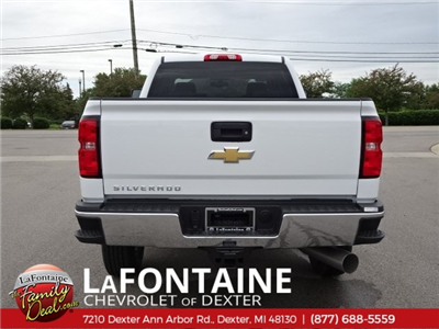 2018 Silverado 2500 Crew Cab 4x4,  Pickup #18C1907 - photo 4