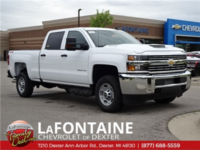 2018 Silverado 2500 Crew Cab 4x4,  Pickup #18C1907 - photo 12