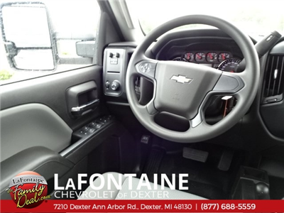 2018 Silverado 2500 Crew Cab 4x4,  Pickup #18C1907 - photo 14