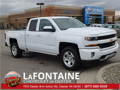 2018 Silverado 1500 Double Cab 4x4, Pickup #18C193 - photo 1