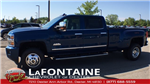 2018 Silverado 3500 Crew Cab 4x4,  Pickup #18C1933 - photo 8