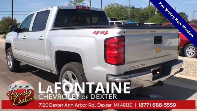2018 Silverado 1500 Crew Cab 4x4,  Pickup #18C2069 - photo 3