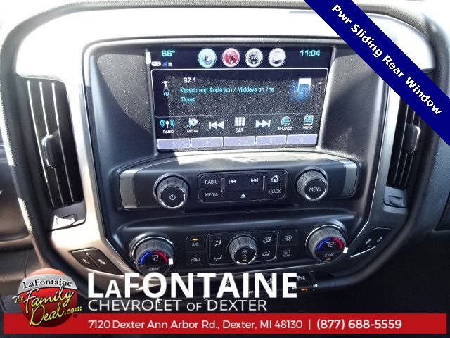 2018 Silverado 1500 Crew Cab 4x4,  Pickup #18C2069 - photo 26