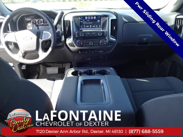 2018 Silverado 1500 Crew Cab 4x4,  Pickup #18C2069 - photo 35